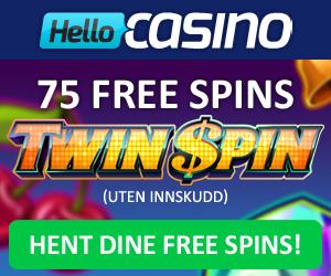 no deposit spins casino